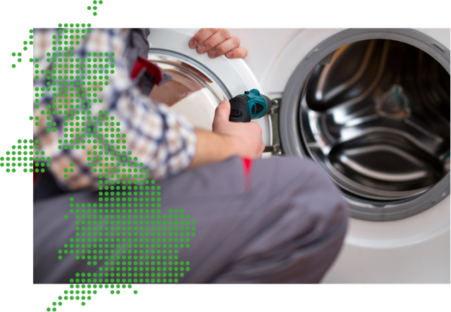 repairs to washing machines in the UK